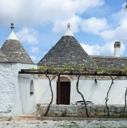 Ferienhaus Apulien mit Kamin
