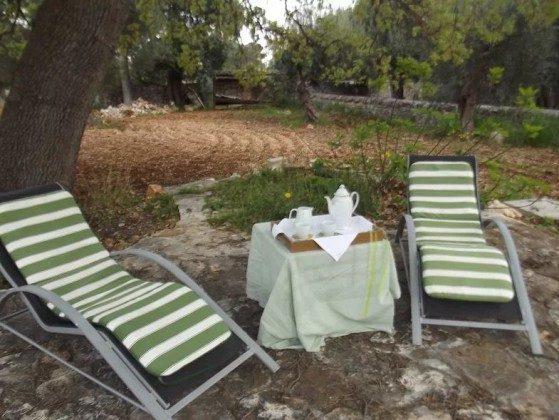 Apulien Polignano a Mare Ferienhaus 2705-9 Außenbereich