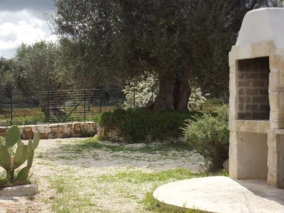 Apulien Polignano a Mare Ferienhaus 2705-9 Grill