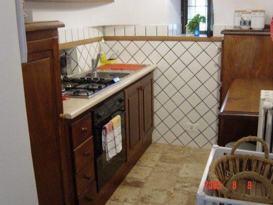 Apulien Polignano a Mare Ferienhaus 2705-9 Küche