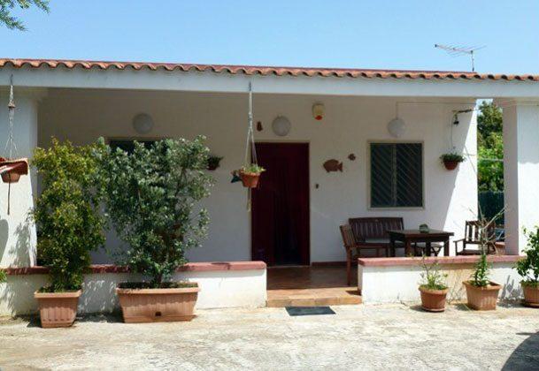 Ferienhaus Apulien mit nahegelegener Tennisanlage