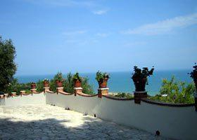 Appartment Apulien mit Garten