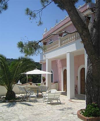Garten Ferienwohnung Gargano Cielo