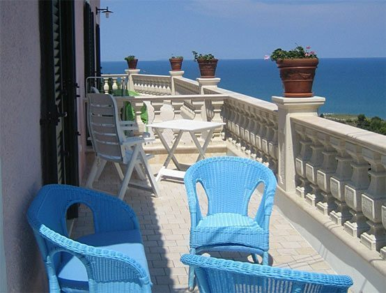 Ferienwohnung Apulien mit nahegelegener Tennisanlage