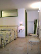 Ferienwohnung Apulien Schlafbereich