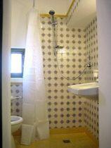 Ferienwohnung Apulien Badezimmer