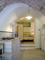Ferienwohnung Apulien Küche