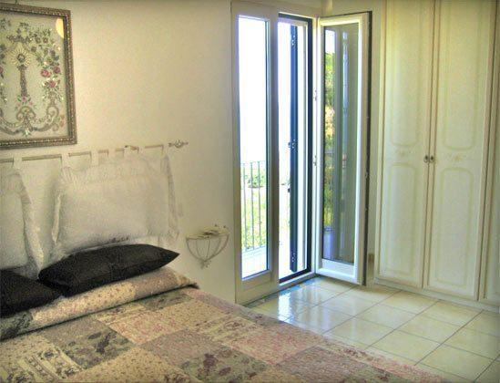 Schlafzimmer  Gargano Ferienwohnung Sole