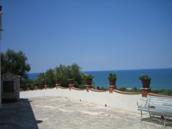 Garten  Gargano Ferienwohnung Sole
