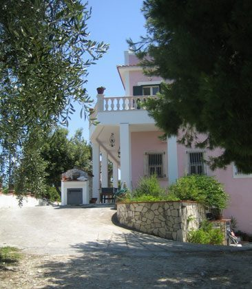 Ferienwohnung Apulien mit Garten