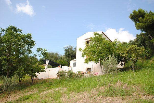 Aussenansicht Apulien Gargano Ref. 2729-8