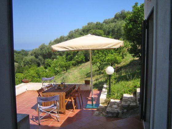 Terrasse Apulien Gargano Ref. 2729-8