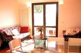 Comer Seen Villa Rita R6 Wohnzimmer