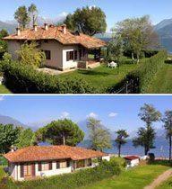 Ferienwohnung Comer See mit nahegelegener Tennisanlage