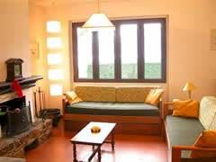 Comer Seen Villa Rita R8 Wohnzimmer mit Schlafsofas
