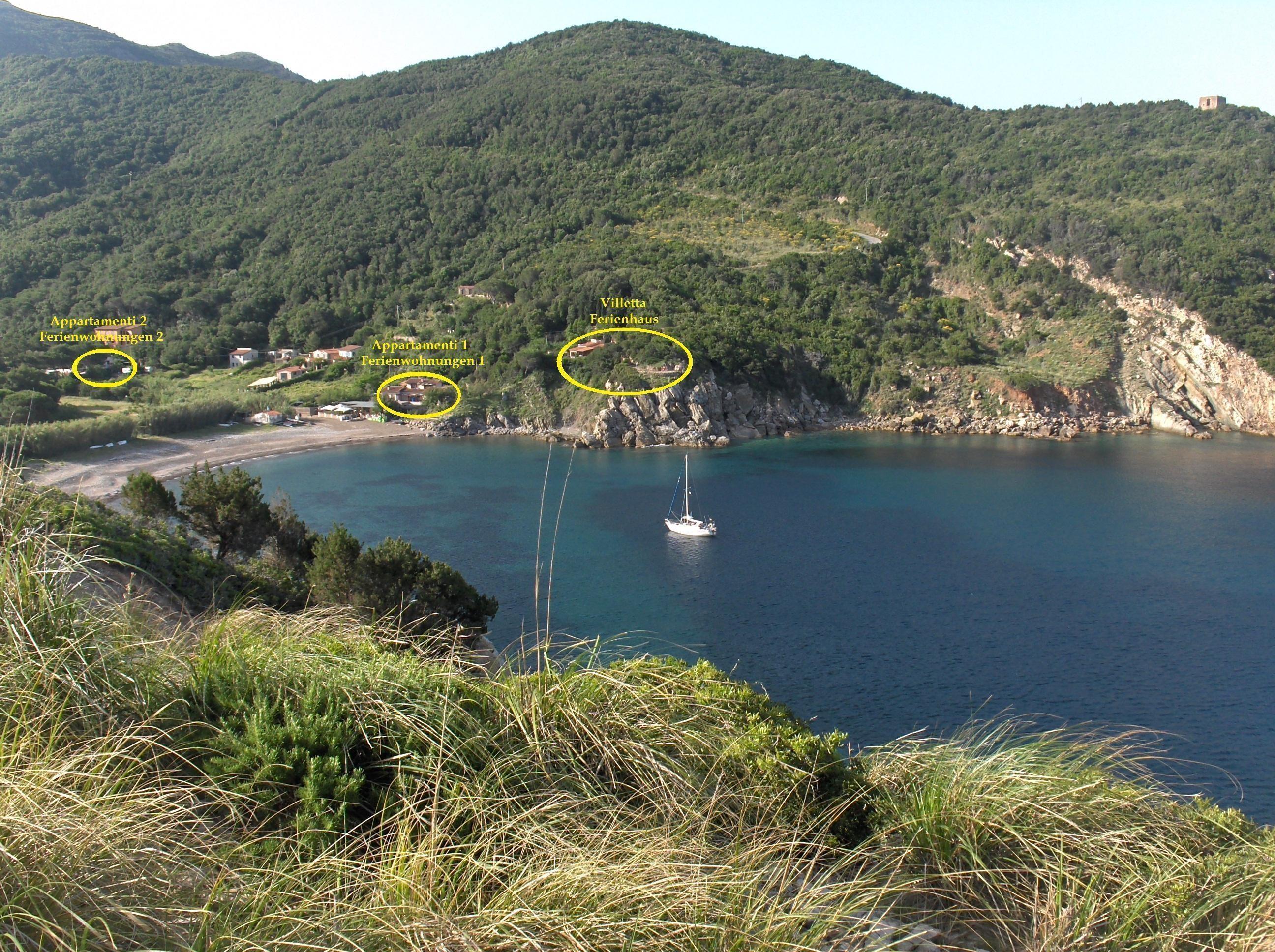 Bild 13 - Ferienwohnung direkt am Meer, Insel Elba - Objekt 151555-1