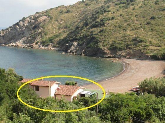 Bild 1 - Ferienwohnung direkt am Meer, Insel Elba - Objekt 151555-1