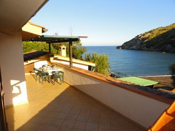 Bild 2 - Ferienwohnung direkt am Meer, Insel Elba - Objekt 151555-1