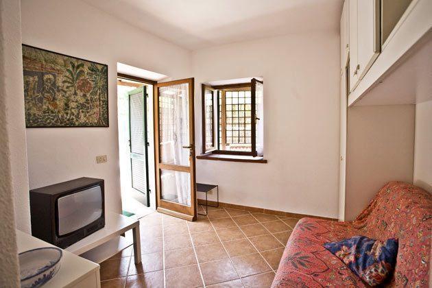 Wohnzimmer a Apartment Elba Biodoloa / Forno Ref. 2598-44