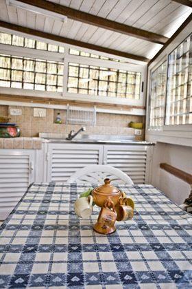 Veranda b Apartment Elba Biodoloa / Forno Ref. 2598-44