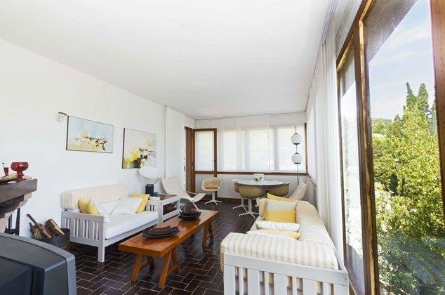Wohnzimmer Capo d´Arco Ferienhaus Ref. 112305-43