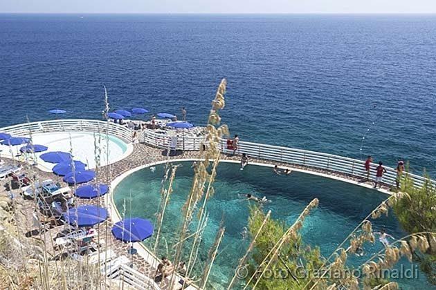 Schwimmbad Capo d'Arco Ferienhaus Ref. 112305-43