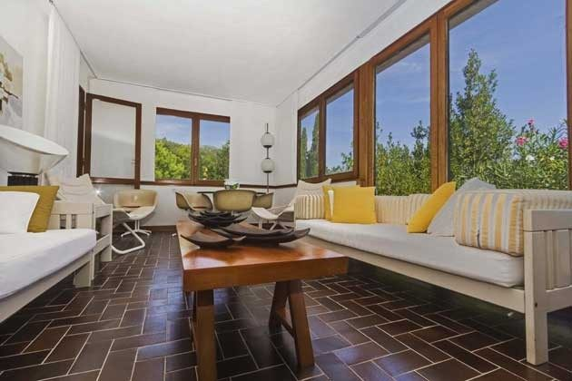 Ausblick Capo d'Arco Ferienhaus Ref. 112305-43