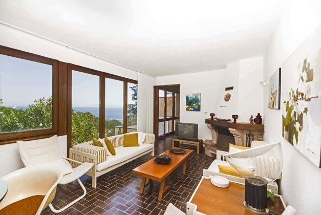 Wohnzimmer Capo d'Arco Ferienhaus Ref. 112305-43