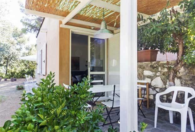 Terrasse Capo d´Arco  Ferienwohnung Ref. 112305-44