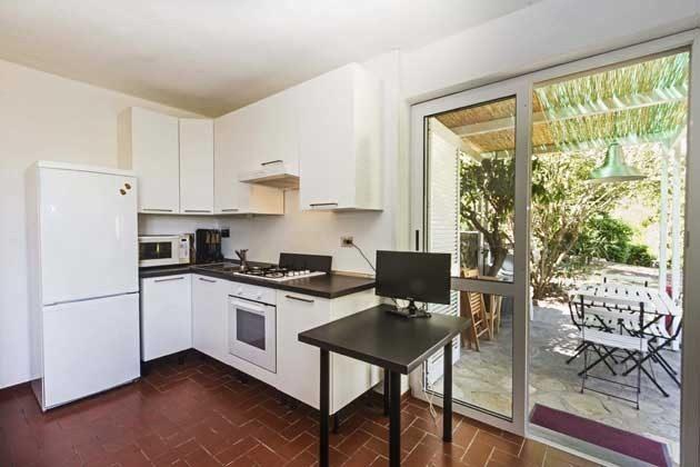 Küche Capo d´Arco  Ferienwohnung Ref. 112305-44