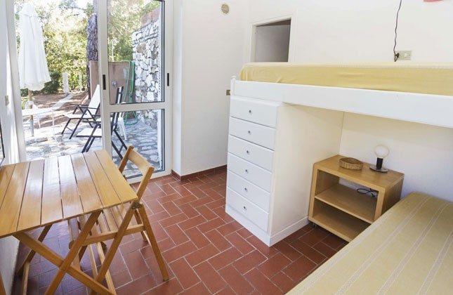 Kinderzimmer Capo d´Arco Ferienwohnung Ref. 112305-44