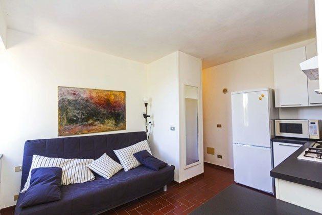 Wohnzimmer Capo d�Arco  Ferienwohnung Ref. 112305-44