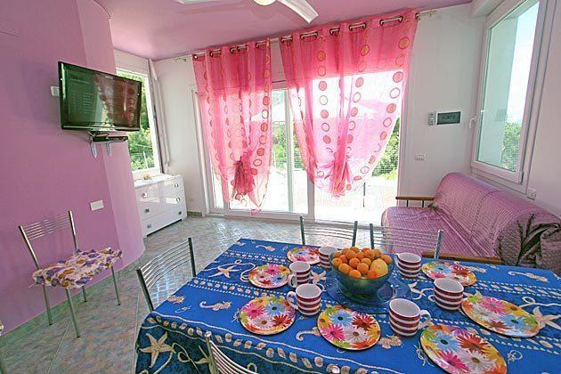 Wohnung 5 Wohnbereich b