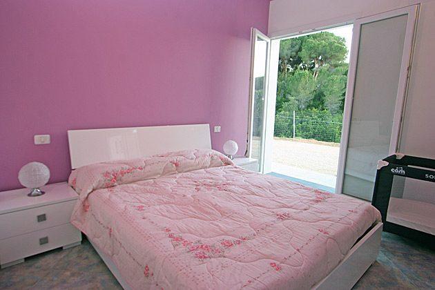 Wohnung 5 Schlafzimmer mit Doppelbett