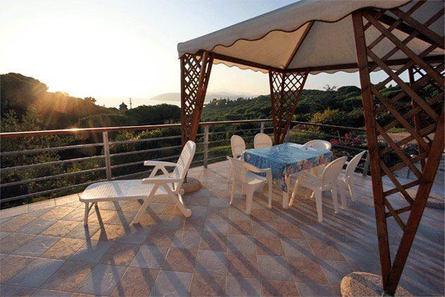 Sunset Terrasse