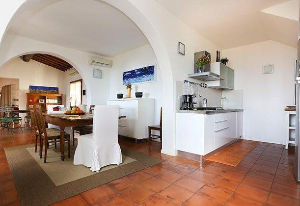 Essbereich/Küche Capoliveri Ferienvilla Ref. 112305-40