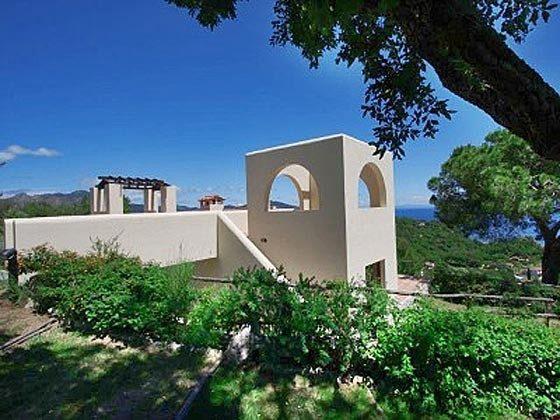 Außenbereich Capoliveri Ferienvilla Ref. 112305-40