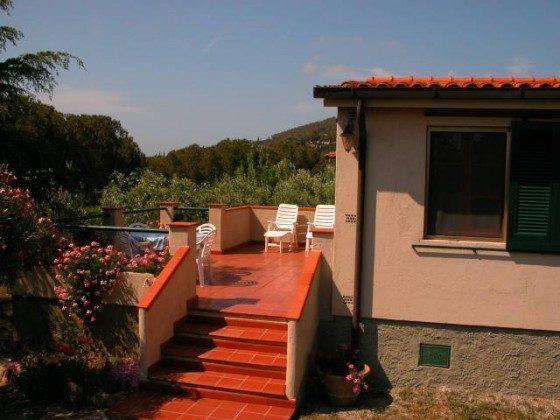 Ferienhaus Elba mit WLAN