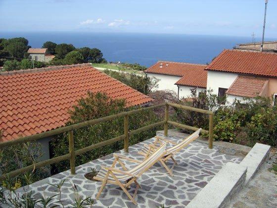 Elba Ferienhaus Toskana Casa Oleander