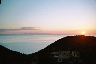 Bild - 17 Sonnenuntergang