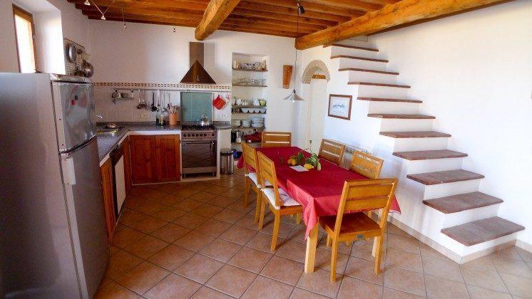 Bild 7 - Küche gr. Appartement