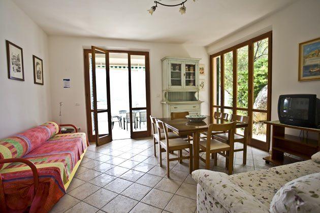 Wohnzimmer Ferienwohnung Elba Villino Forno 2598-29