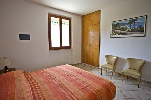 Doppelzimmer b Ferienwohnung Elba Villino Forno 2598-29