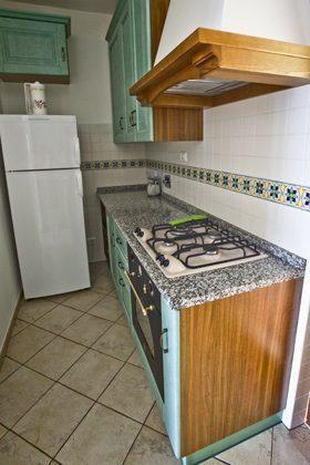 Küche a Ferienwohnung Elba Villino Forno 2598-29