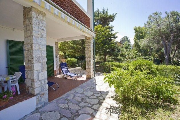 Garten Portoferraio Ferienwohnungen Ref. 2598-53