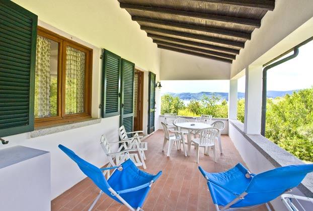 Italien Elba Villa Oleandra