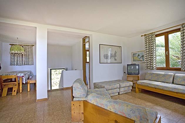 Wohnzimmer Italien Elba Villa Oleandra