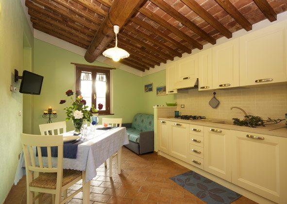 Küche Rosmarino Ferienwohnungen Marina di Campo Ref. 112305-38