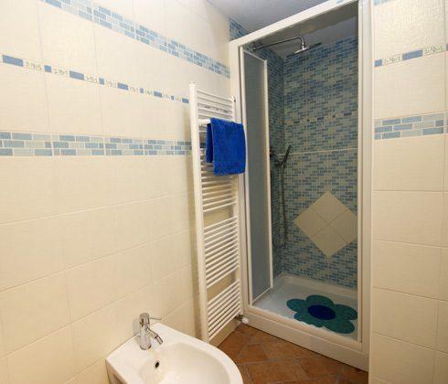 Badezimmer Rosmarino Ferienwohnungen Marina di Campo Ref. 112305-38
