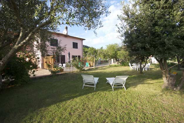 Gemeinsamer Garten Ferienwohnungen Marina di Campo Ref. 112305-38